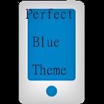 Perfect Blue LG Home Theme 1