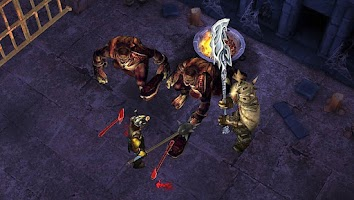 Screenshot of Dungeons and Demons : PvP