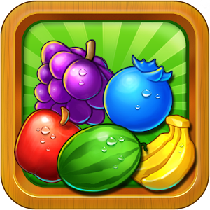 Fruit Crush HD for PC and MAC