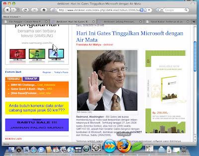 Bill Gates Mengundurkan diri dari Microsoft