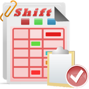 シフト表(ShiftTable)