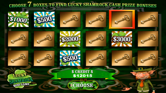 Crock O'Gold Slots FREE - screenshot thumbnail