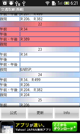 交通取締(長崎県)