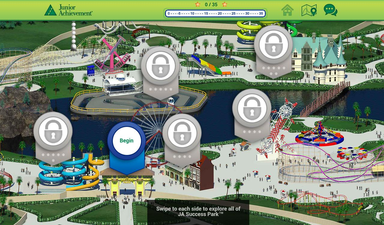 JA Success Park- screenshot