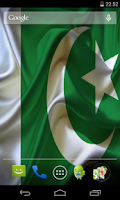 Screenshot of Flag of Pakistan