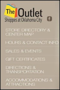 Outlet Shoppes at OKC Premium screenshot 0