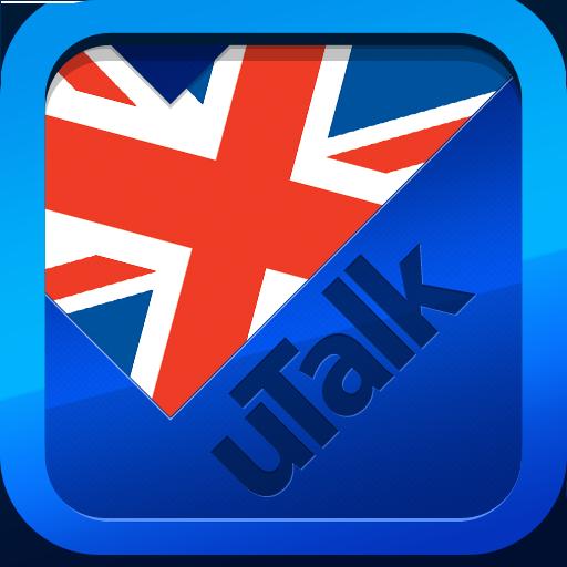 uTalk イギリス英語 旅遊 App LOGO-APP開箱王