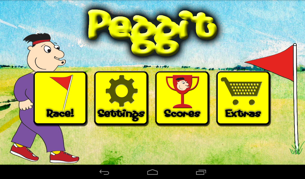Peggit - screenshot