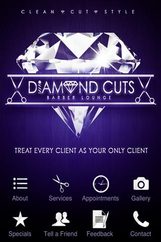 Diamond Cuts - screenshot
