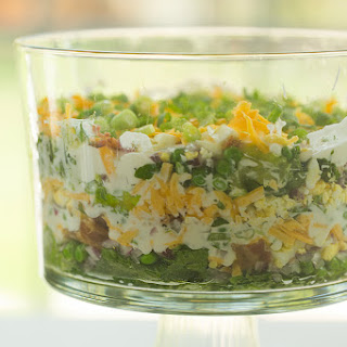 Seven Layer Salad Mayonnaise Recipes.