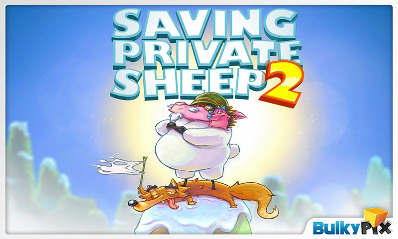 Saving Private Sheep 2 screenshot #1