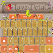 Lovepetal Keyboard Skin