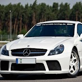 Mercedes SL65 Wallpaper
