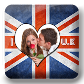 UK Flag Frames