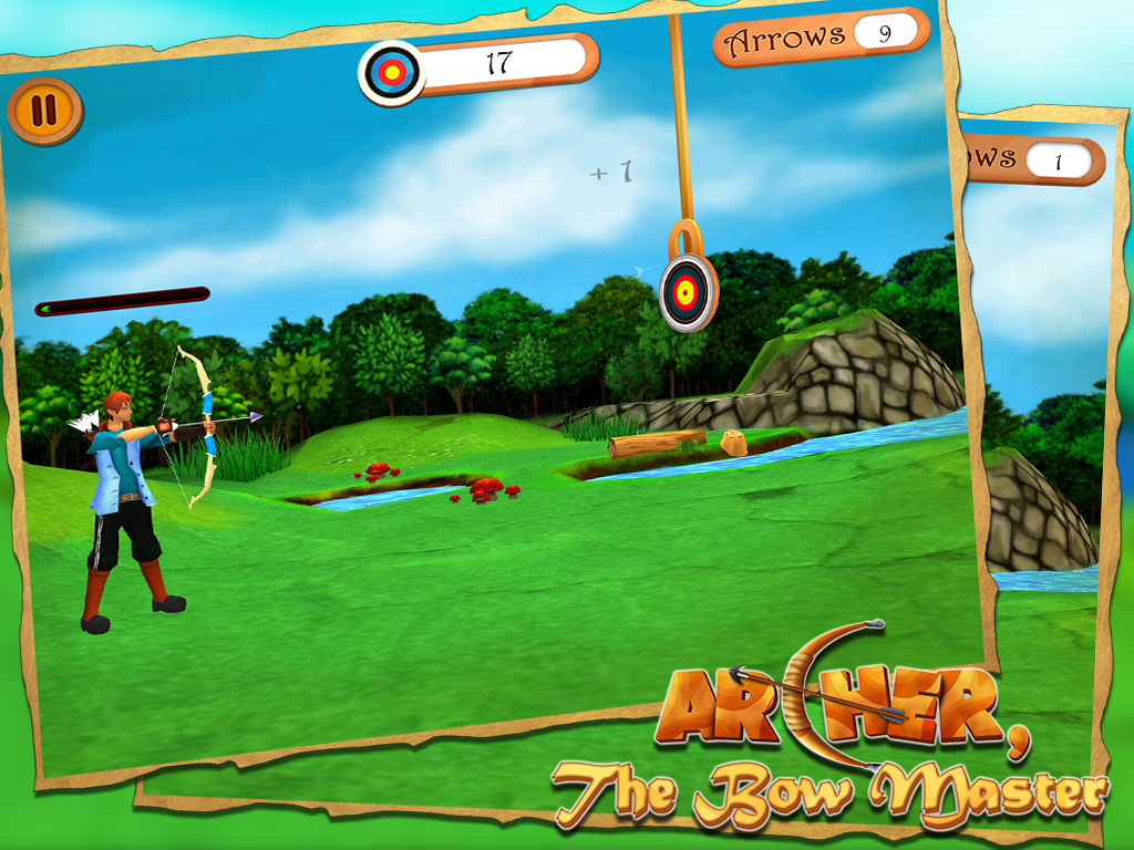 Archer the Bow Master- screenshot