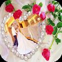 Wedding Love Photo Frame icon