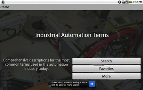 Industrial Automation TermsJr - screenshot thumbnail