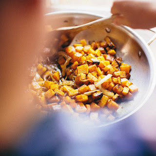 Moroccan Wild Rice Butternut Squash Salad
