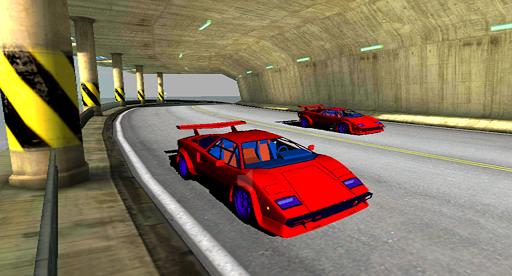 GT Racing Car Driver 3D