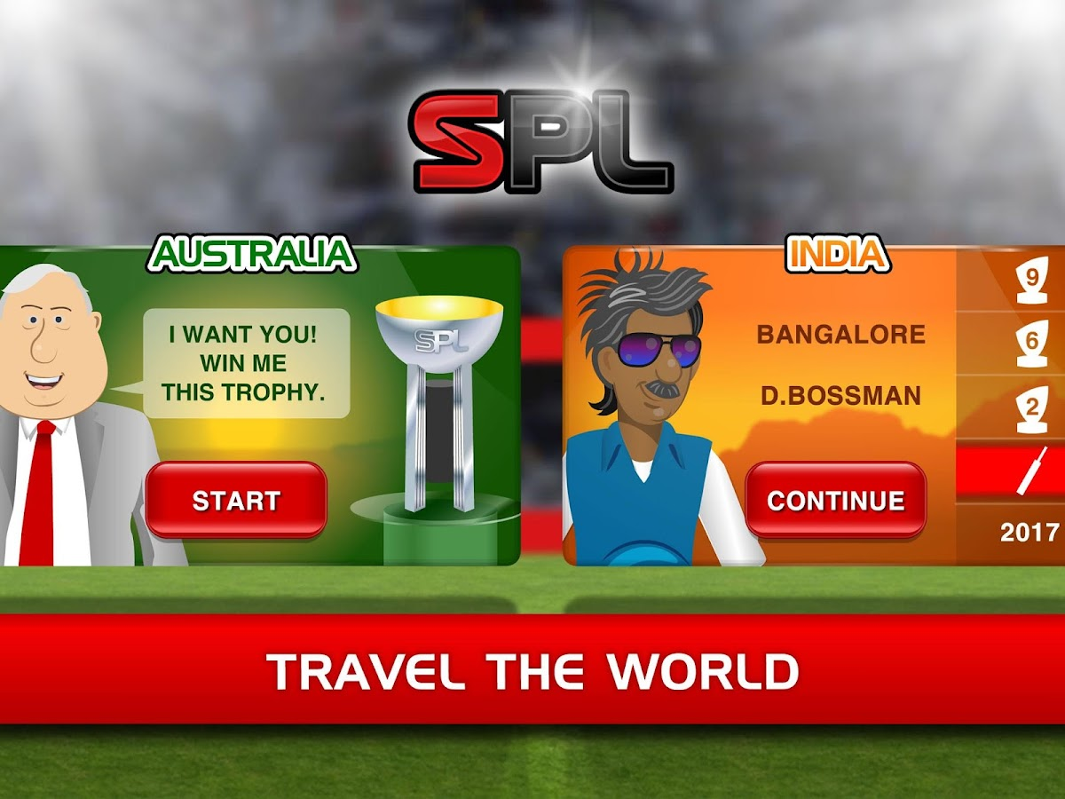 Stick Cricket Premier League - screenshot