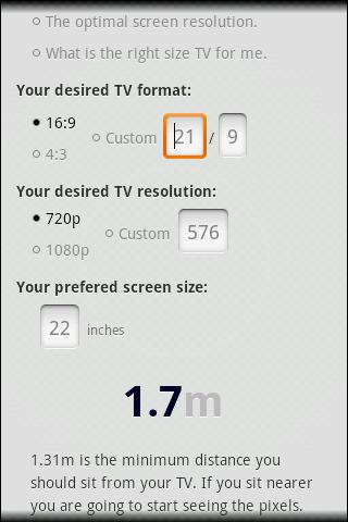 My TV Genie- screenshot