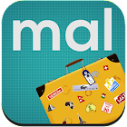 Malta Hotel Map & Guide icon