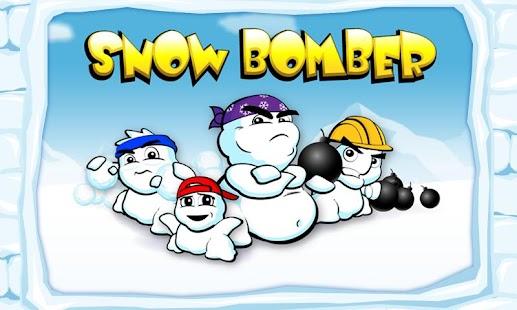SnowBomber Lite - screenshot thumbnail