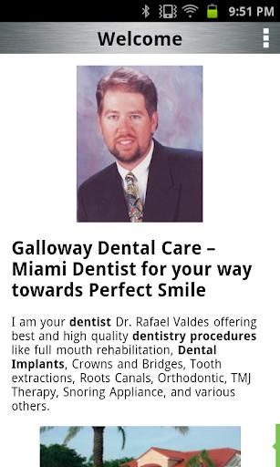 【免費醫療App】Galloway Dental Care-APP點子