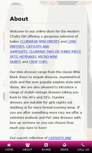 【免費購物App】Chatty Girl-APP點子