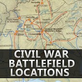 Civil War Battle Locations
