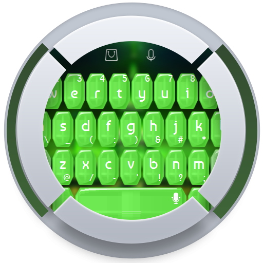 巴黎綠 TouchPal Theme 個人化 App LOGO-硬是要APP
