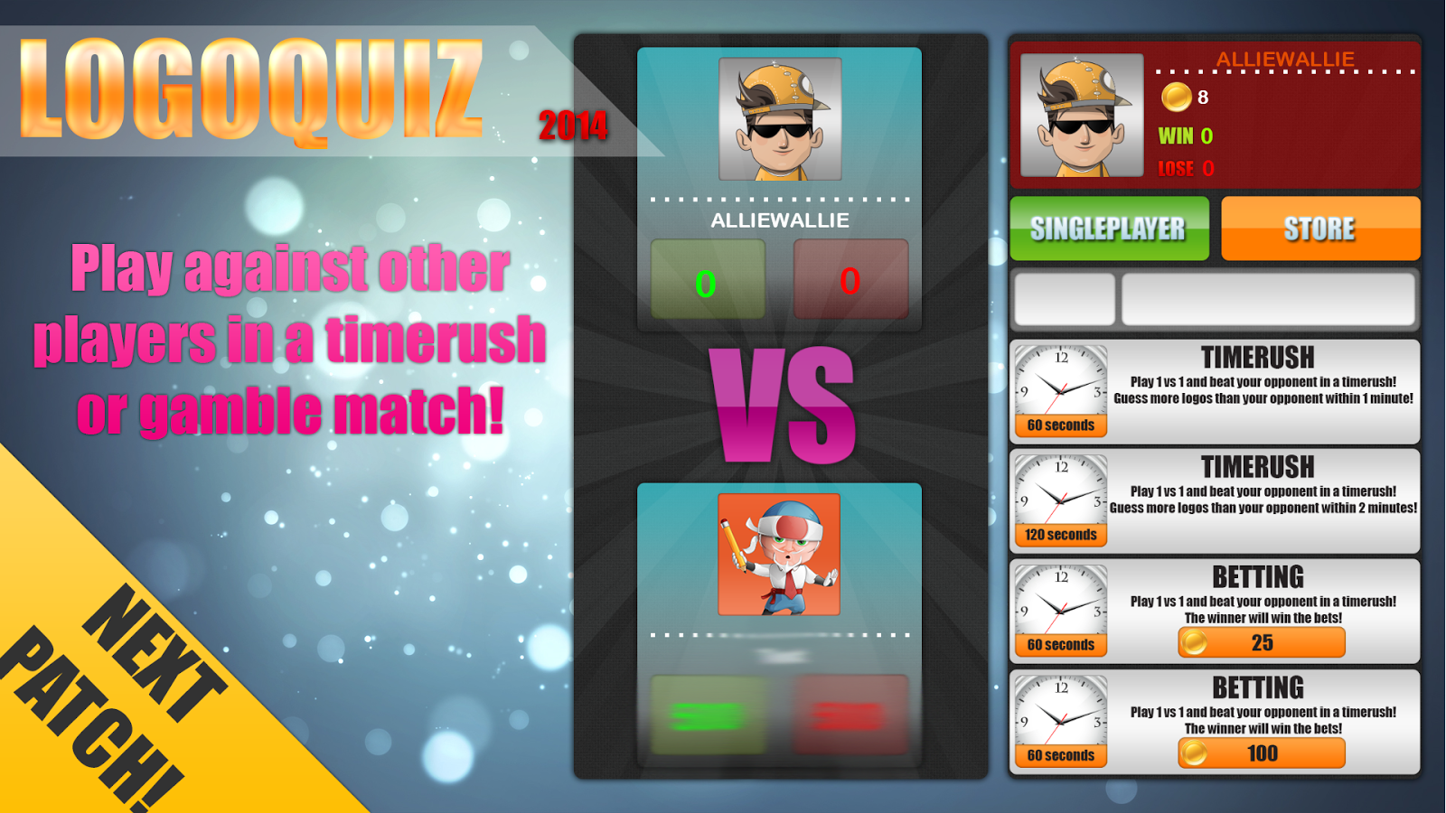 quiz multiplayer