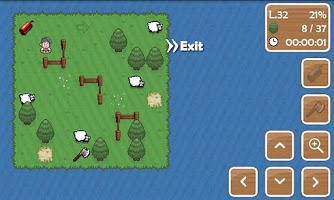 Screenshot of The Forest Maker