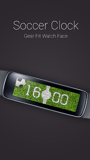 Soccer Clock for Gear Fit