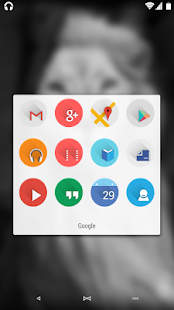 Meteora Icon Pack - screenshot thumbnail