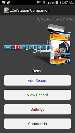 ECidStation Companion