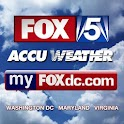 FOX5 Weather logo