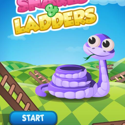 Snakes & Ladders LOGO-APP點子
