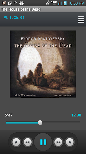 House of the Dead Audio book