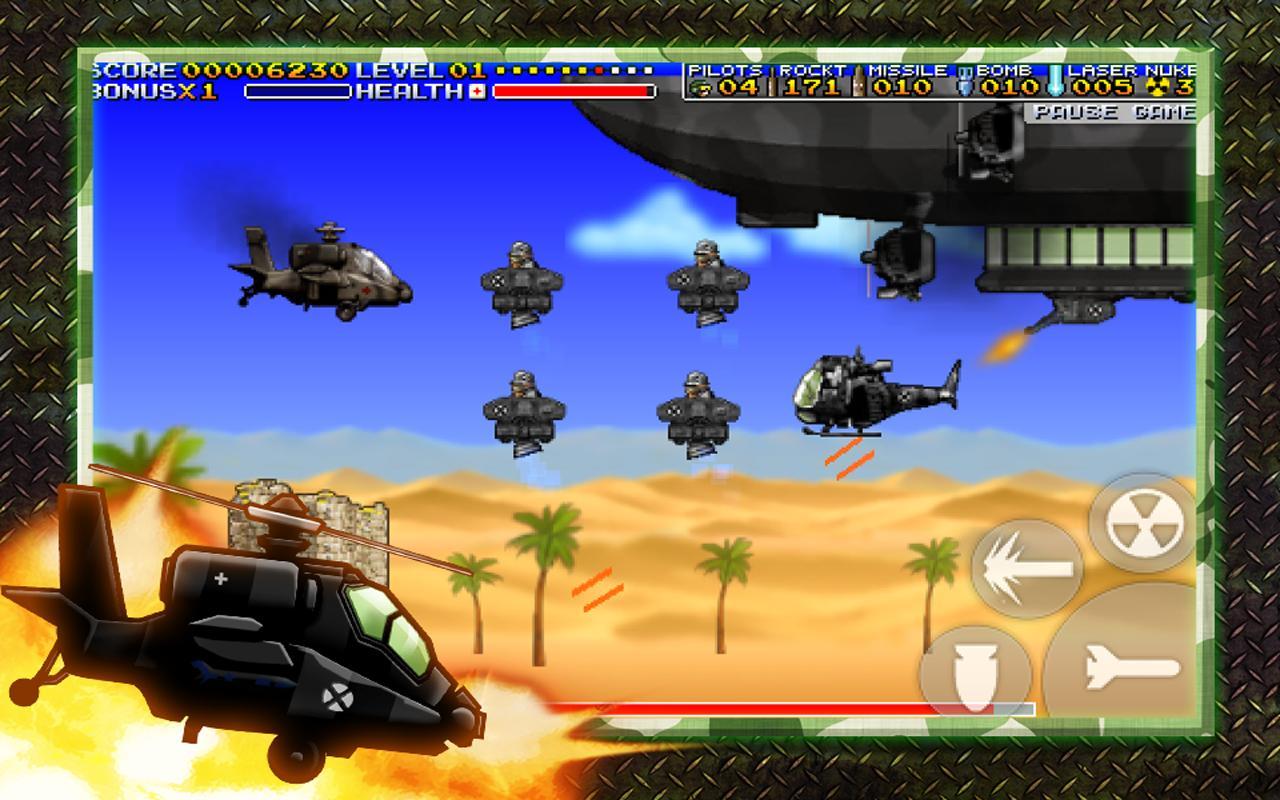 Apache Overkill screenshot #4