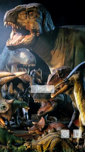 キッズパズル - 恐竜