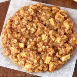 Apple Pie Oatmeal Cookies.
