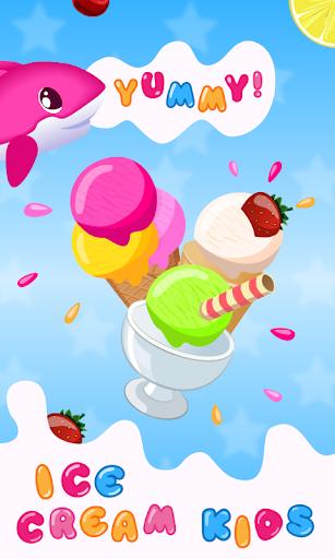 製作冰淇淋小遊戲|經營遊戲
