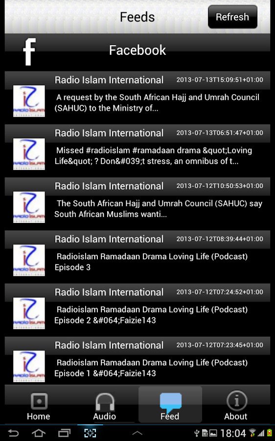 Radio Islam - Android Apps on Google Play
