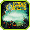 Hidden Object Halloween Nights icon