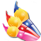 FingerPen 500+ coloring books for toddlers icon