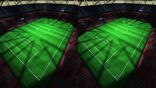 Stadiums for VR