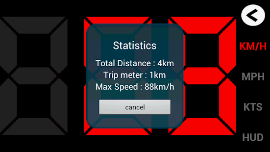 GPS HUD Speedometer- screenshot thumbnail