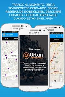 Urban360 - La App para el DF - screenshot thumbnail