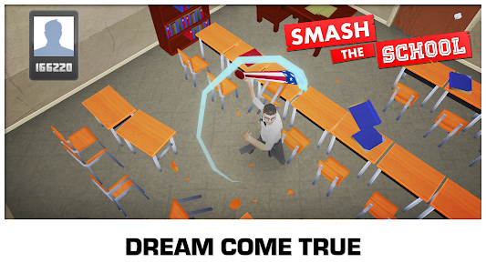 Smash the School - Stress Fix! v1.3.21 (Mod Money)